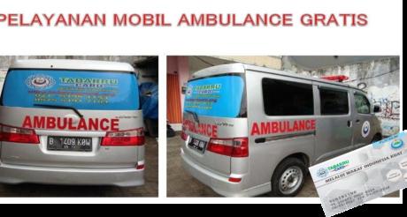 Wakaf Ambulan Tabarru
